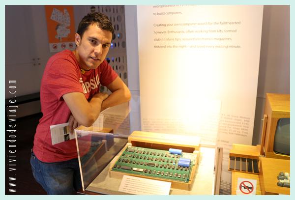 Apple-1 en el Computer History Museum