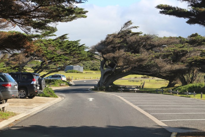 Great Ocean Road en Caravana