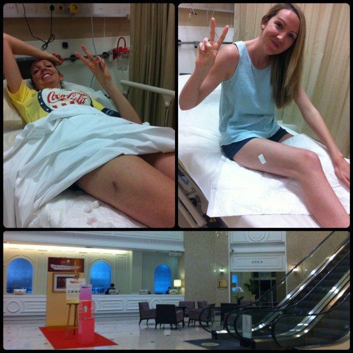 Hospital de Bangkok