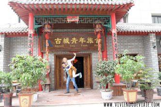 Donde dormir en China