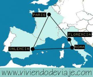 ¡Nos vamos de viaje por Europa!