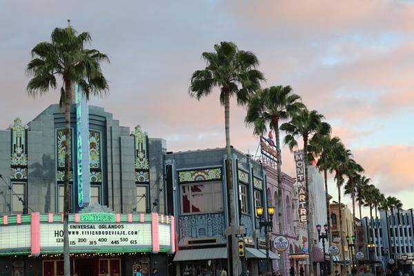 Universal Studios Hollywood vs Universal Studios Orlando
