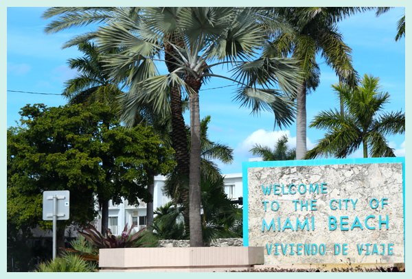Cartel Welcome Miami Beach