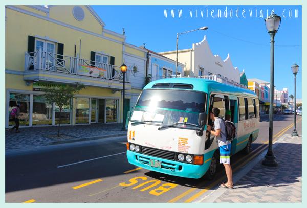 Autobus Nassau