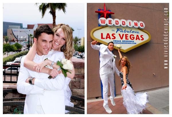 Como casarse en Las Vegas
