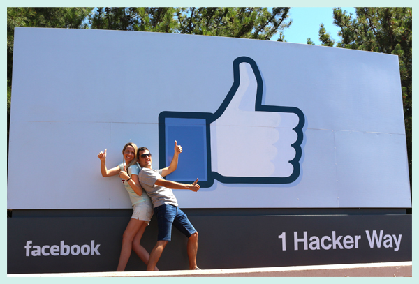 Facebook, silicon valley