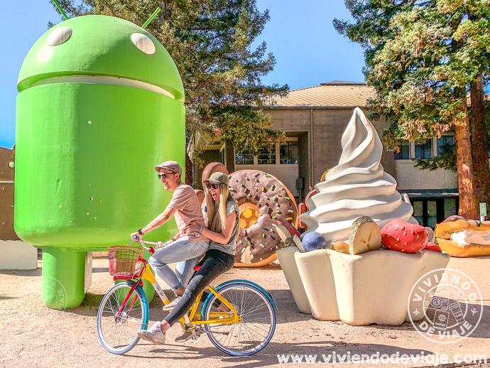 Ruta por Silicon Valley