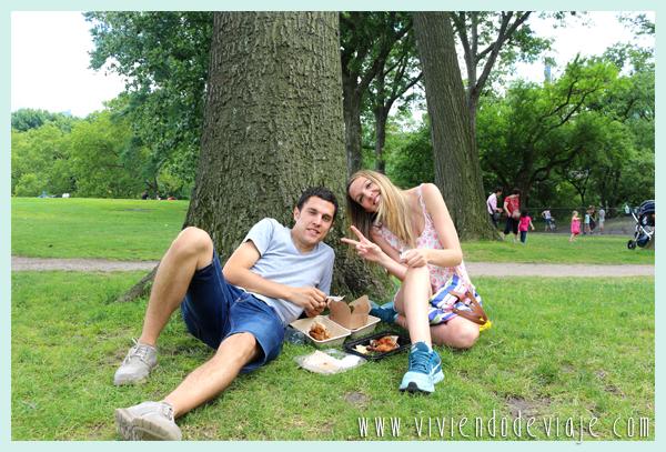 Que hacer en Nueva York, Central Park
