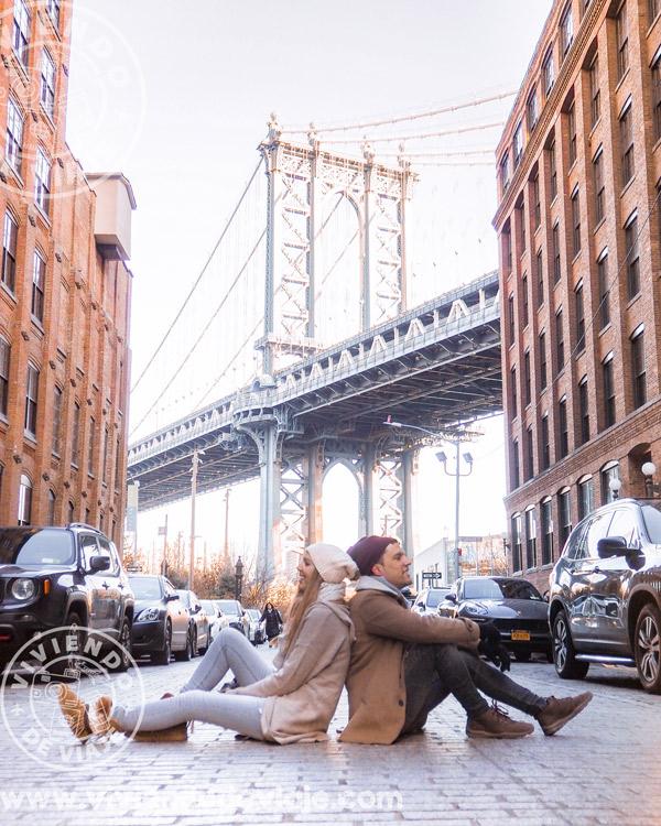 Foto imprescindible en Nueva York