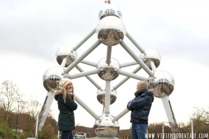 Atomium, Bruselas