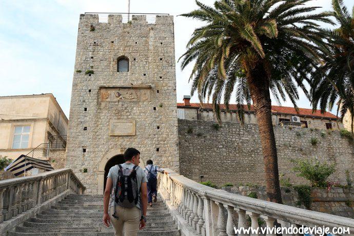 Ruta por Croacia, Korcula