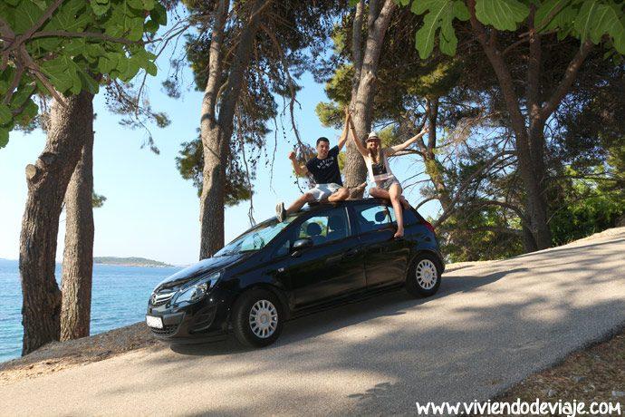 ruta por Croacia