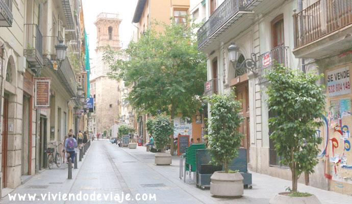 Que hacer en Valencia, Barrio del Carmen