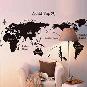 regalos-para-viajeros-vinilo-mundo