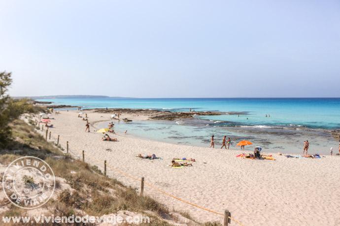 Ses Platgetes, Formentera