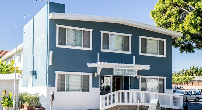 Alojamiento en Santa Mónica