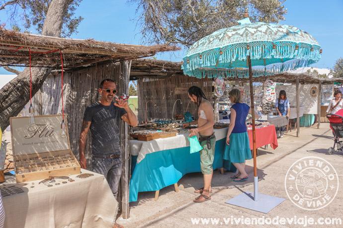 Qué hacer en Formentera   Visitar el mercado de la Mola
