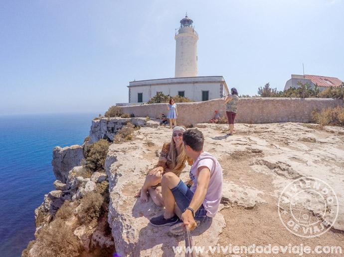 Que visitar en Formentera   Far de la Mola