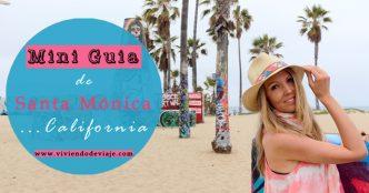 Guía de Santa Mónica, California