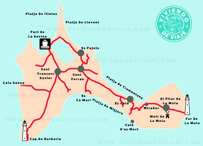 Mapa-de-Formentera
