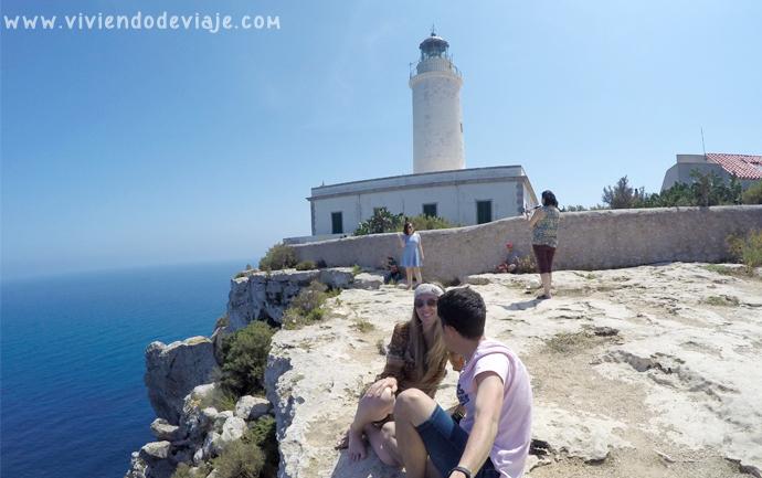 Far de la mola, Formentera