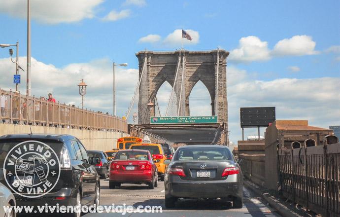 Alquilar un coche en Nueva York