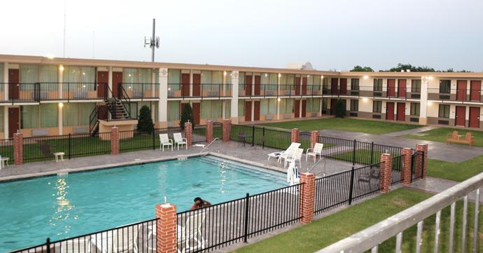 Hoteles Ruta 66, Hotel en Oklahoma