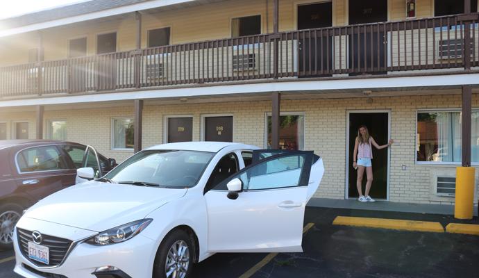Hoteles Ruta 66, Hotel en St Louis