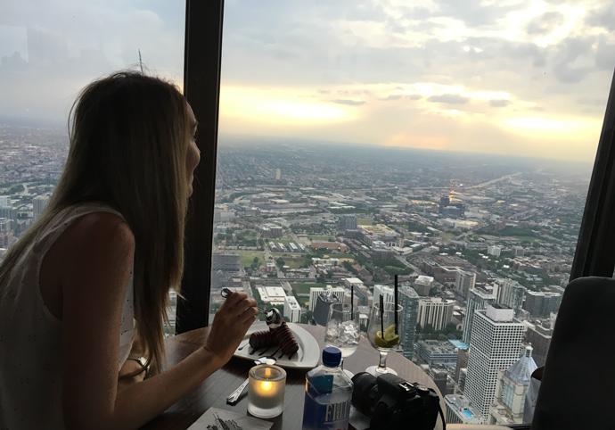 Que hacer en Chicago, torre Hancock