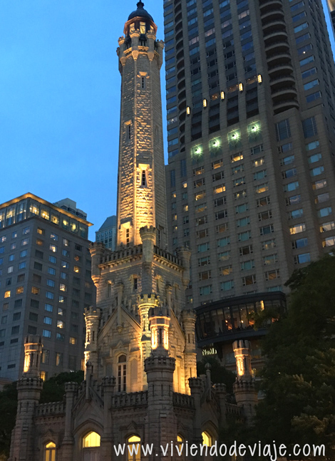 Que hacer en Chicago, tower