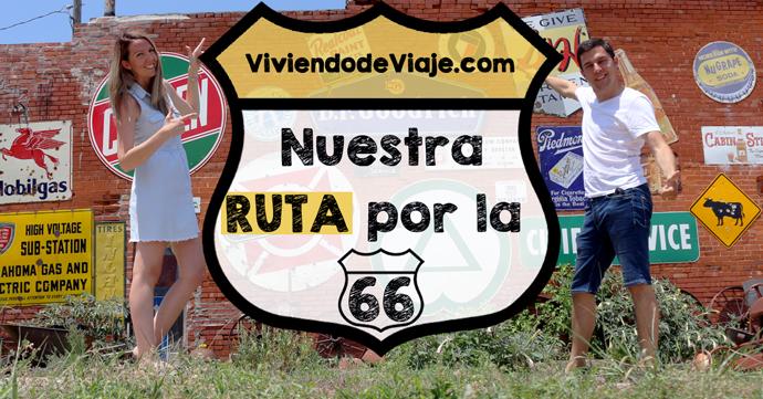 Recorrido Ruta 66