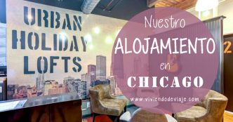 Alojamiento en Chicago, el Urban Holiday Lofts