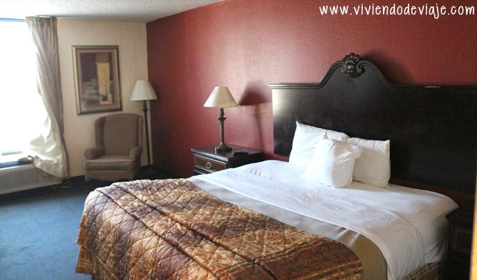 Hoteles Ruta 66, hotel en Amarillo