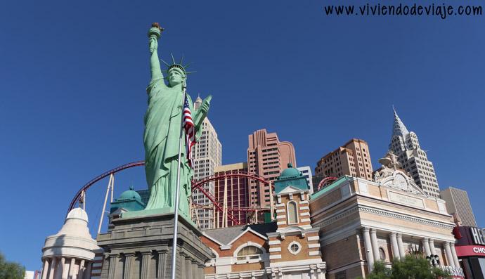Que hacer en Las Vegas, New York New York