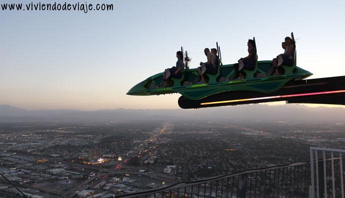 Que hacer en Las Vegas, Stratosphere
