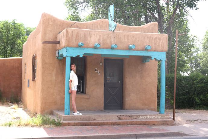 Ruta 66, Santa Fe