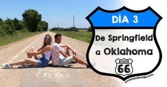Ruta 66, día 3 | De Springfield a Oklahoma