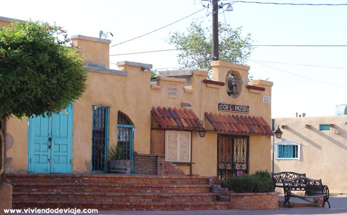 Ruta 66 Albuquerque, Downtown
