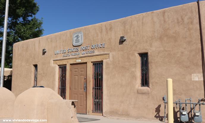 Ruta 66, Isleta Pueblo