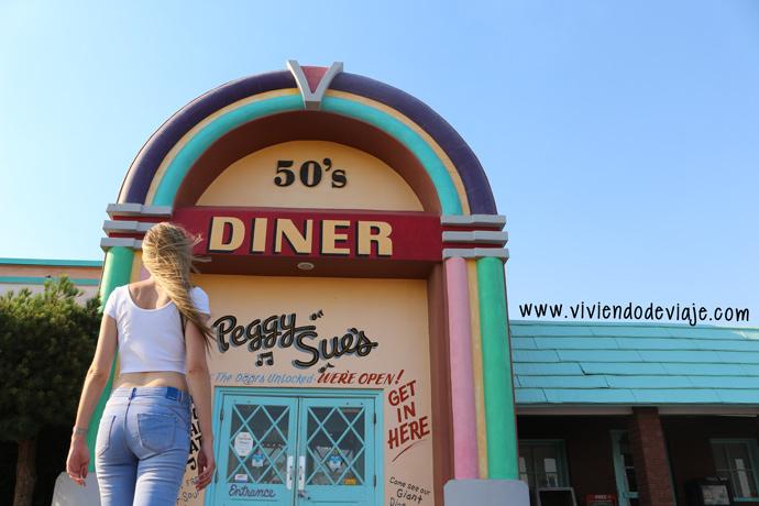 Peggysue, de Las Vegas a Los Angeles