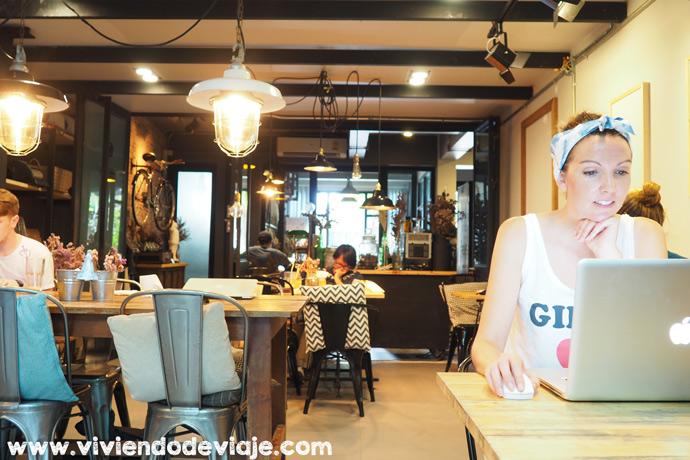 Cafeterías en Chiang Mai
