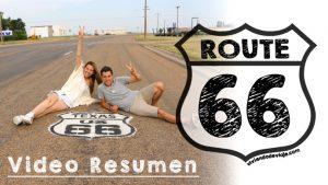 ¡Resumen de nuestra Ruta 66 en imágenes!