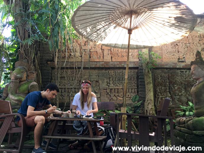 Clay Studio Coffee, cafetería en Chiang Mai