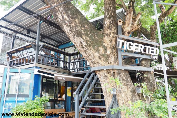 Cafés en Chiang Mai