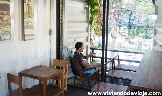 Las mejores cafeterías de Chiang Mai