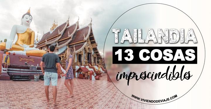 Que hacer en Tailandia