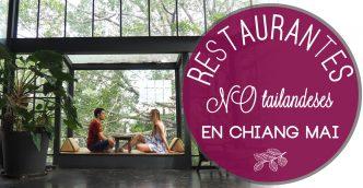 Restaurantes en Chiang Mai recomendados