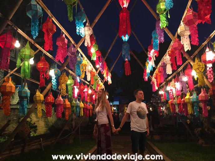 Consejos para viajar por Tailandia, Chiang Mai