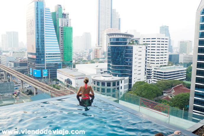 Consejos para viajar a Tailandia, Hotel en Bangkok