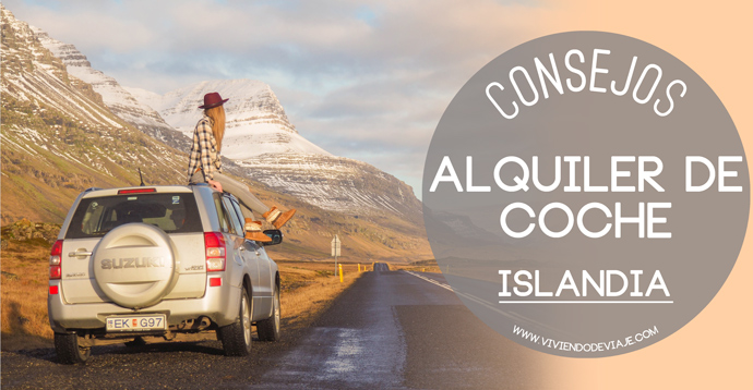 Alquilar un coche en Islandia, consejos